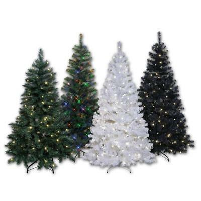 artificial christmas tree for Outdoor or Indoor, with LED lighting and stand