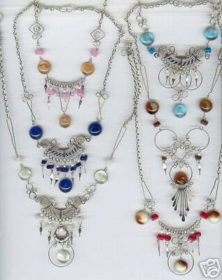175 Earrings 25 Necklaces Peruvian Jewelry Wholesale Nr