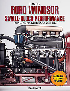 HP Books 1-557-885586 Ford Windsor Small-Block Performance