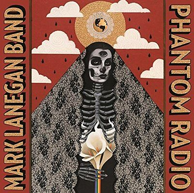 Mark Lanegan Band Phantom Radio Cd Digipak Nuovo E Sigillato !!