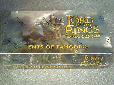 Lord of the Rings TCG: Ents of Fangorn - Sealed Booster Box