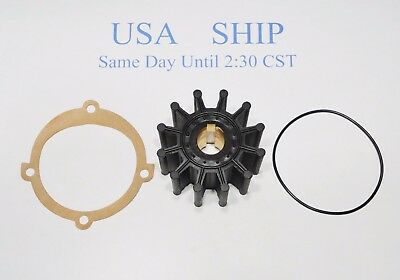 Impeller Kit Replaces Crusader R061017 PCM Pleasurecraft RP061017