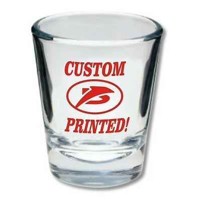 144 Custom Printed Shot Glasses60