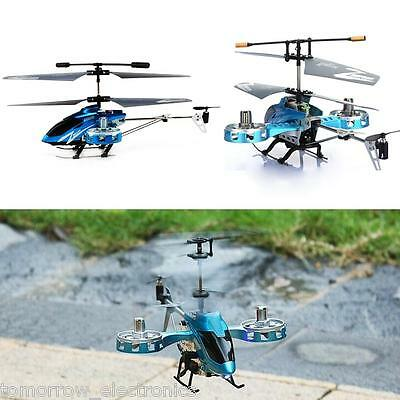 AVATAR 4CH Mini Metal Infrared Remote Control RC Helicopter LED Light w/GYRO SMT