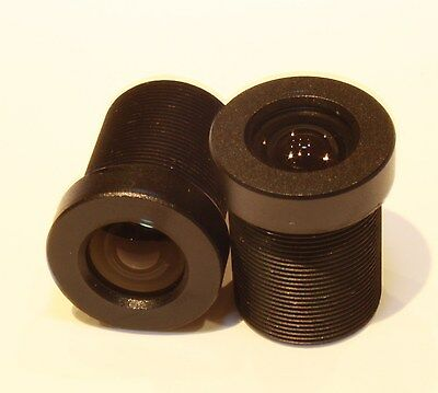 4.6mm IR Blocking Board Lens for CCTV and Action Cameras (CCTV-BL-AB-4.6-IRB)