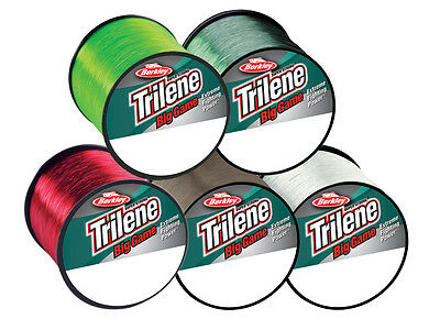 Berkley Trilene Big Game / 1/4lb spool / all colors / 600-1000m / monoline