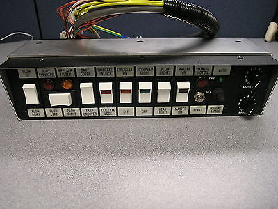 Henderson PWS-II Pre-Wet System Control Console Part # 78441