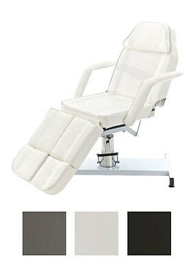 SPLIT Hydraulic Beauty Salon Chair Massage Table Bed Tattoo Pedicure Manicure
