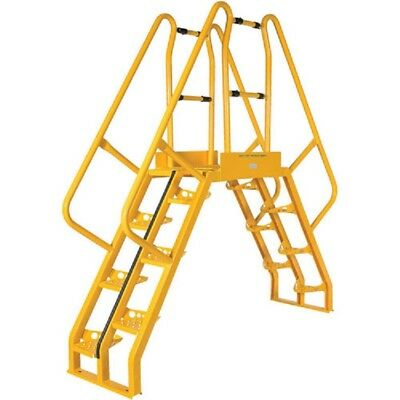 NEW! Alternating Step Cross-Over Ladders-7 Step-COLA-4-56-20!!