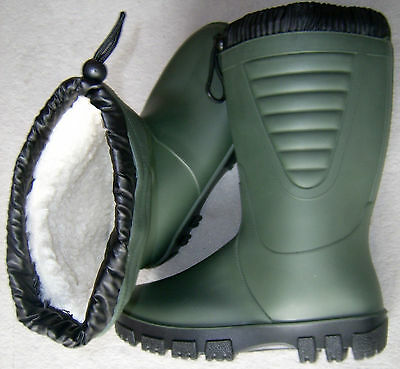 Winter Gummistiefel , Thermostiefel , Winterstiefel , Thermoboots / gefüttert