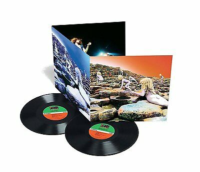 Led Zeppelin Houses Of The Holy Doppio Vinile Lp 180 Grammi Deluxe Edition Nuovo