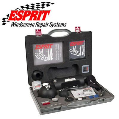 2017 Esprit Windscreen Chip Crack Repair Kit Compact Elite 12 Volt