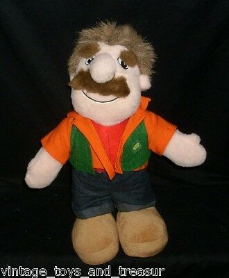 """16"""" VINTAGE HANDY ANDY STORE HOME IMPROVMENT TRUDY DOLL STUFFED ANIMAL PLUSH TOY"""