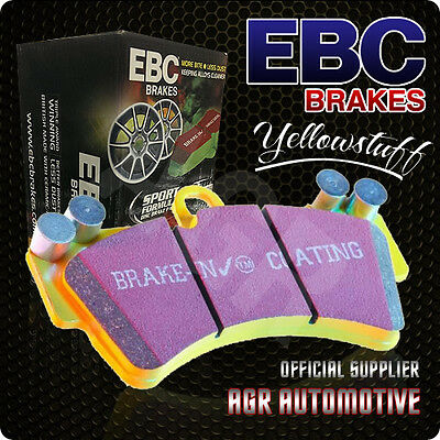 Ebc Yellowstuff Front Pads Dp41535R For Audi S6 5.2 2006-