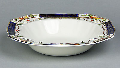 Square Cereal Bowl, SUPERB Condition! Solway by Alfred Meakin, Harmony