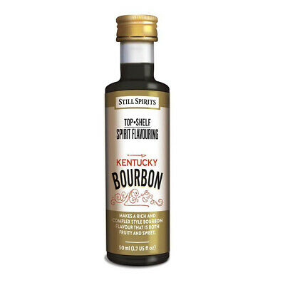 Still Spirits Top Shelf Kentucky Bourbon home brew spirit essence Makes 2.25 Lit