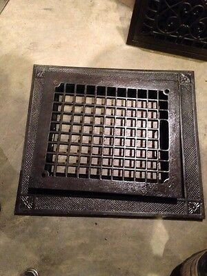 Gr 55 Antique Square Grate Heating GreatFrame For Floor