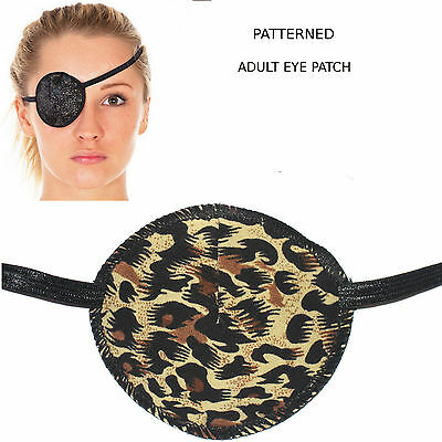 Eye Patch, CHEETA , Soft & Washable, Sold to the NHS