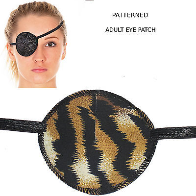 Medical Eye Patch, TIGER , Soft & Washable, Sold to the NHS