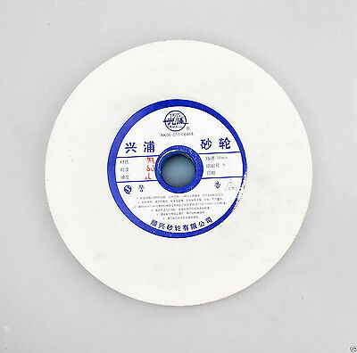 Grinding Wheel Bench Grinder 250X25Mm 30Mm Hole  35M/s White Grit All Purpose
