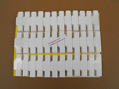36 Wide Plastic Spacers for National Hive Frames DN1 & SN1