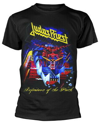 Judas Priest 'Defenders Of The Faith' T-Shirt - NEW & OFFICIAL!