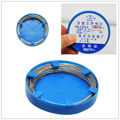 NEWEST Dentist Dental Stainless Steel Wire Orthodontic Surgical Instruments 1.0