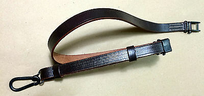 WWII German FG 42 LEATHER RIFLE SLING (REPRO)