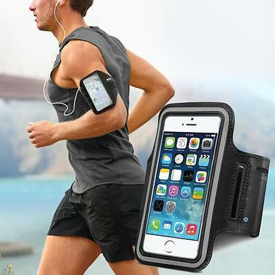 For Apple iPhone 6 6s Gym Running Jogging Exercise Sports Armband Case Cover