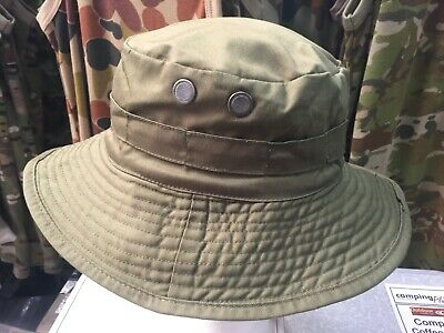 OLIVE GIGGLE / BUSH HAT  -   Size S to XL