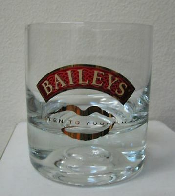 AC - BAILEYS LISTEN TO YOUR LIPS WHISKY GLASS FROM TURKEY