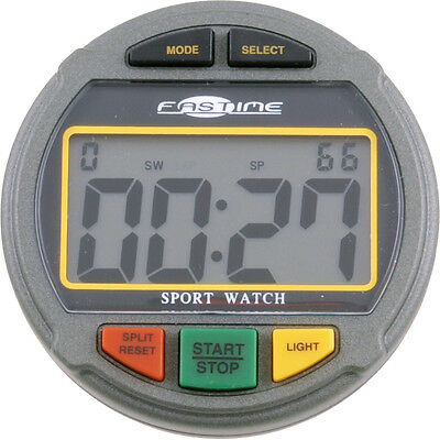 Fastime 11 Stopwatch Giant Easy Read Minute & Second Digits - Free UK Shipping