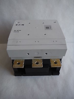 Eaton Magnetic Contactor DIL M750 XTCE750N
