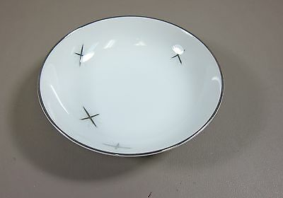 Fukagawa China CROSS STAR/713 Fruit/Sauce Bowl(s)Excellent  Multi.Avail