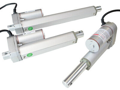 B-Grade High Speed Linear Actuator 12V DC, 200N / 20kg Force