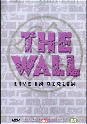 ROGER WATERS THE WALL / Pink Floyd - LIVE In Berlin (1989) DVD *NEW dts