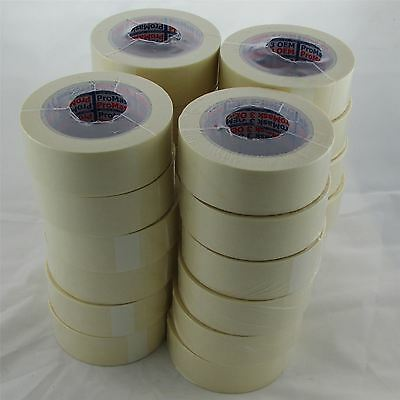 "ProMask 3 OEM 38mm 1.5"" Professional Low Bake Car Body Spray Masking Tape x 24"