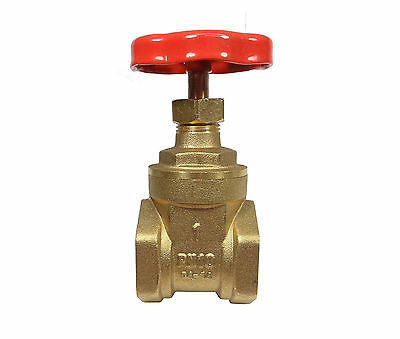 "1"" BSP Gate Valve 
