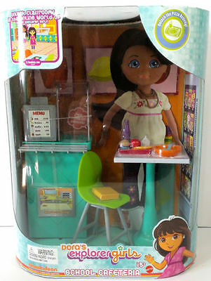 Dora's Explorer Girls  School Cafeteria