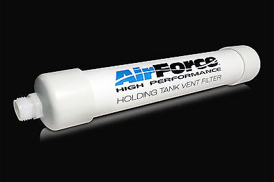 """AirForce Holding Tank Vent Filter Direct Replacement 5/8"""""""