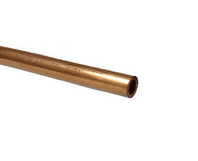 4mm Copper Pipe / Tube Sold By The Metre