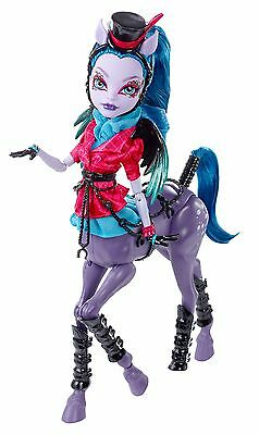 Monster High Freaky Fusion Avea Trotter Doll, Free Shipping, New