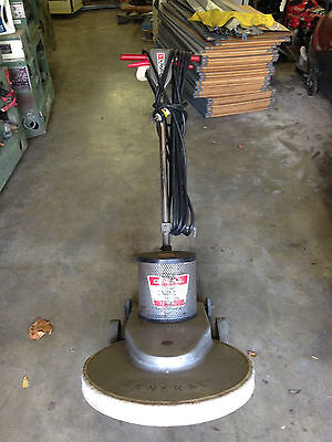 "General 2000DC-1 20"" 1500 rpm 1.5HP Floor Burnisher Buffer"
