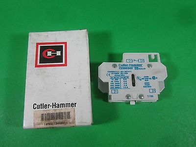 Cutler-Hammer Auxiliary Contact -- C320KGS2 -- New