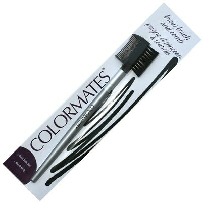 Pinceau peigne à sourcils & cils de Colormates  - Eyebrow brush / eyelash comb