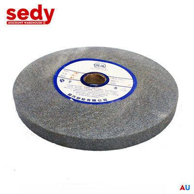 Grinding Wheel Bench Grinder 250 X 25Mm 30Mm Bore Hole 35M/s 80 Grit All Purpose