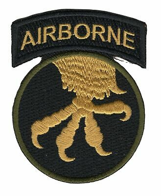 17th Airborne Divistion Patch