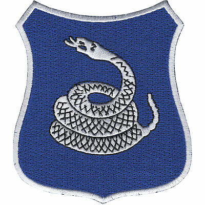 369th Infantry Regiment Snake Patch