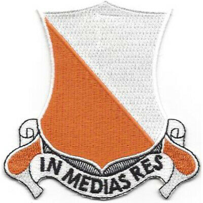 1st Signal Battalion Patch