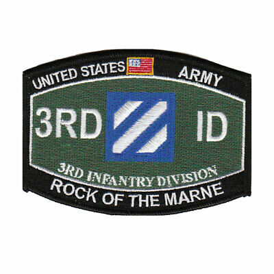 3rd Infantry Division Military Occupational Specialty MOS Rock Of The Marne